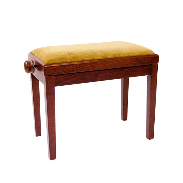 Rectangular Adjustable Harp Stool