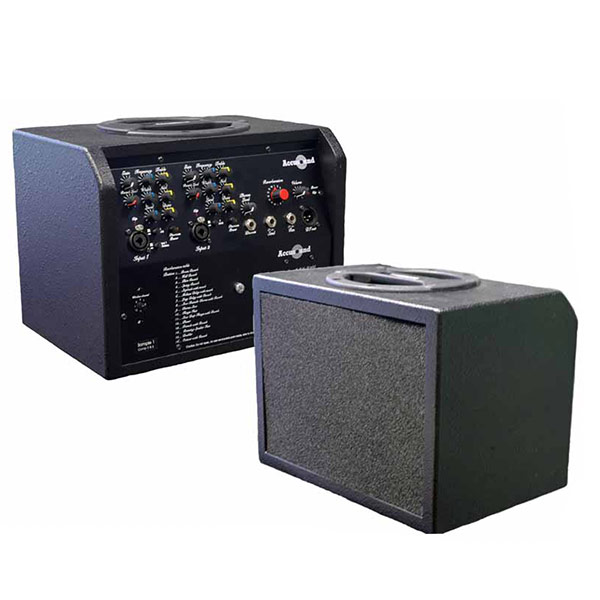 Accusound Harp Amplifier AC AMA1