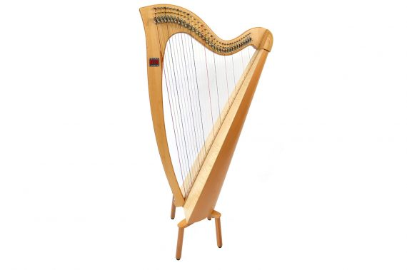 Siff Saff entry level harp with legs