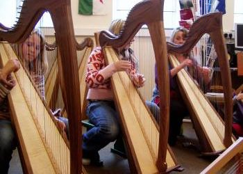 Creative Harp Workshop with Kay Davies