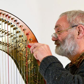 How to care for your harp