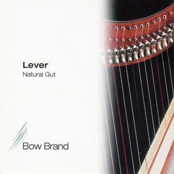 bow brand harp string packet